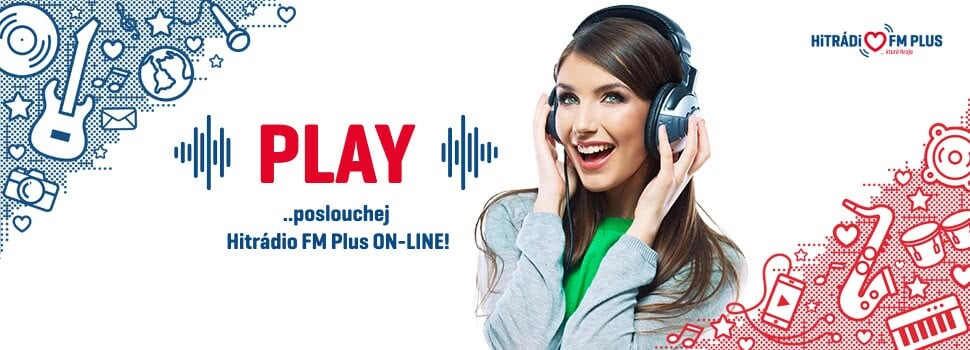 Poslouchej Hitrádio FM Plus ON-LINE!